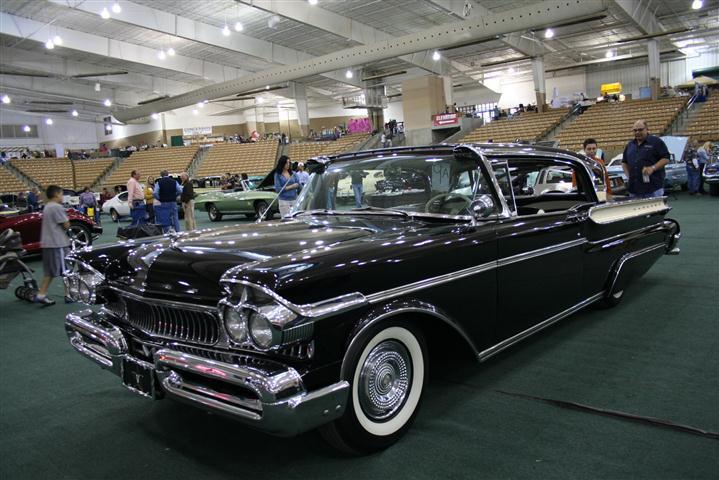 1957 mercury turnpike cruiser 50s car good guys des moines