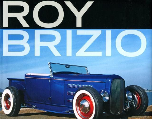 Photo of Roy Brizio, Hot Rods a book review