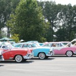 Ford Car Show; Fabulous Fords Forever