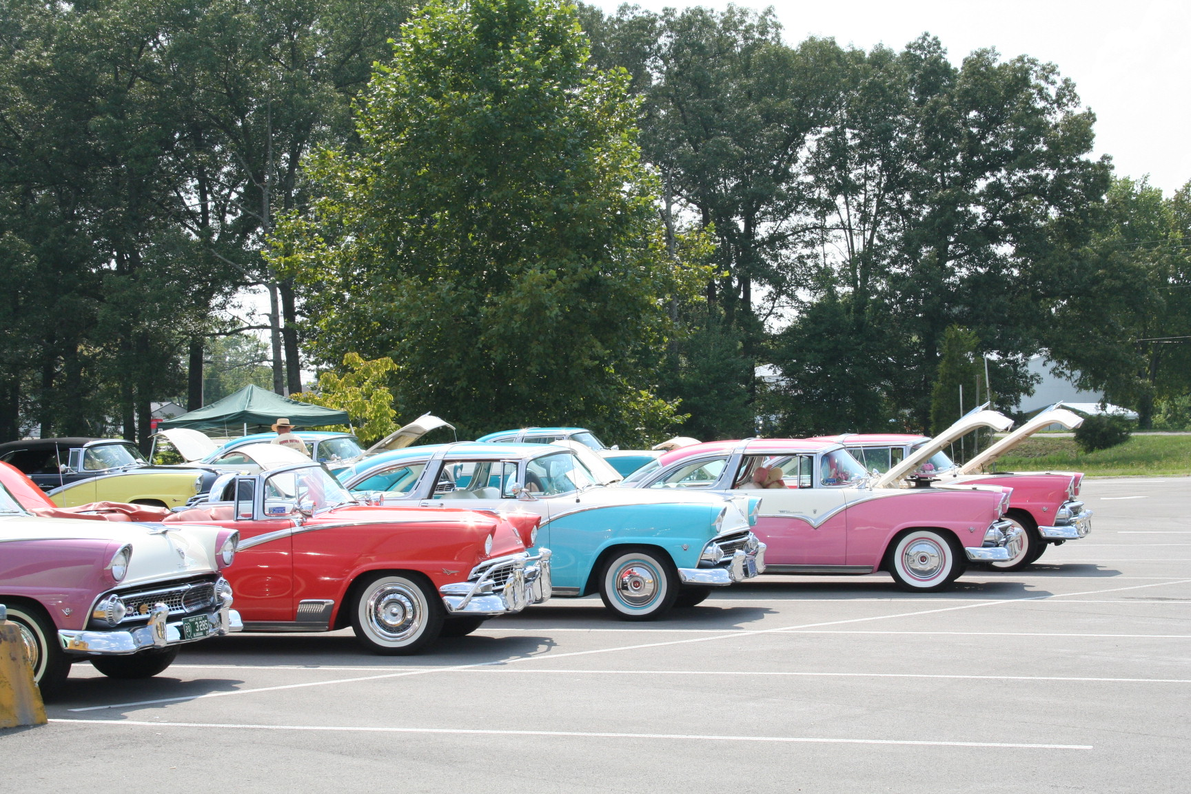 Photo of Ford Car Show; Fabulous Fords Forever