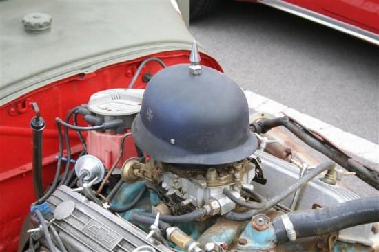 Built Rat Rod Air Cleaner : Rat rod hot custom car information on collecting