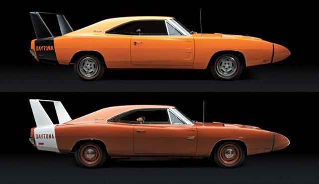 art of the muscle car: part two : talladega and spoiler registry
