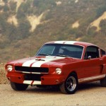1966 Mustang Shelby GT 350 Clone Project Car