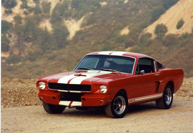 Photo of 1966 Mustang Shelby GT 350 Clone Project Car