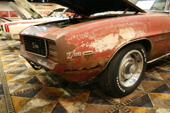 how to find manufacture date of a 1969 car