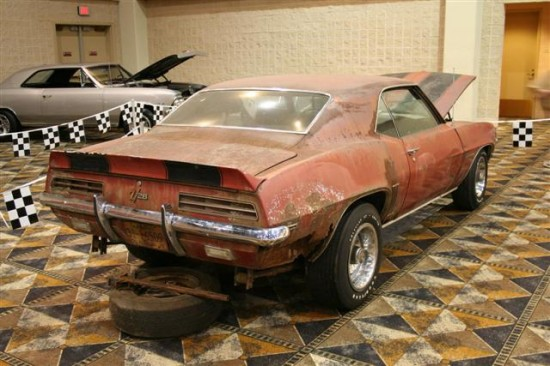 barn find muscle car collector car classic car information on collecting cars legendary. Black Bedroom Furniture Sets. Home Design Ideas