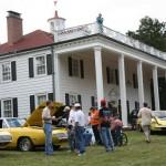 Tim and Pam Wellborn's Russwood Estate Aero Car Show!