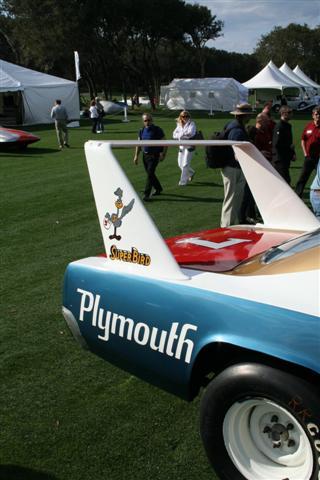 Blackhawk Car Museum >> Speed TV: Ramo Stott's NASCAR Superbird at the Talladega Aero Car Reunion – Information on ...