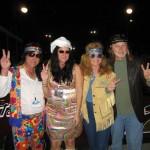 Daytona Superbird Auto Club Halloween Party 2009 at Wellborn Muscle Car Museum
