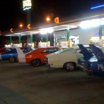 Sonic Drive-in Muscle Car Heaven