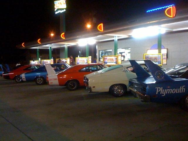 Photo of Sonic Drive-in Muscle Car Heaven