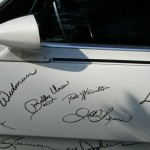Ford Talladega Signature Car; Bill France prototype