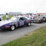 The Aero Cars arrive at Daytona; 1969