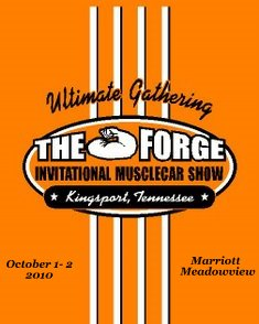 Photo of Ford Talladega Family Reunion at the Forge Muscle Car Show