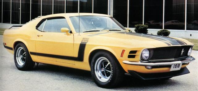 Photo of Mustang, Does Ford know what it is?