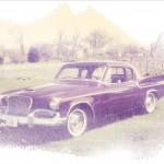 Studebaker Silver Hawk; an early Mustang?