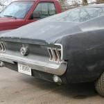 1967 Mustang Fastback Restoration Update