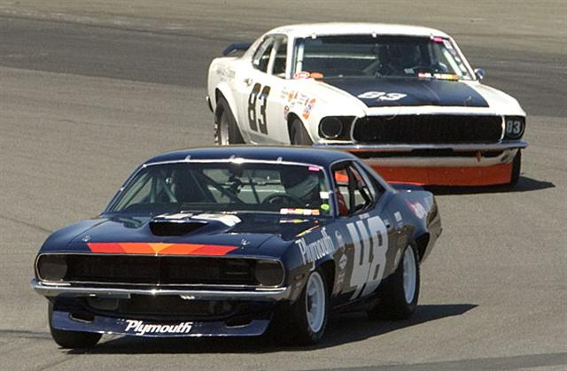 Photo of Trans Am Racing Series History on DVD