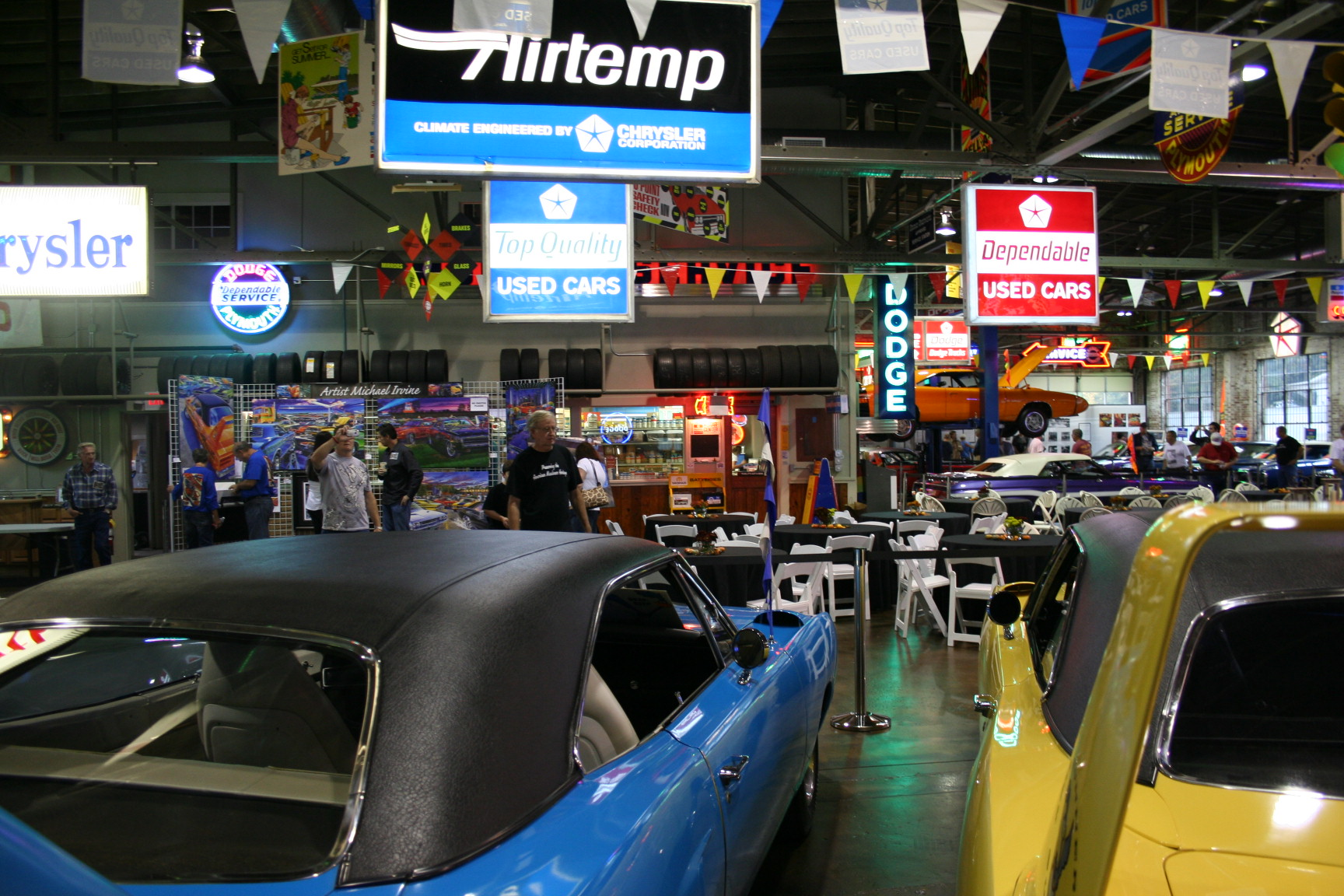 Photo of Muscle Car TV visits the Wellborn Muscle Car Museum