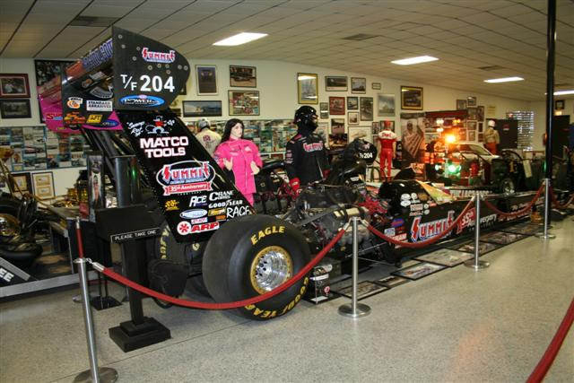 Don Garlits Museum Of Drag Racing Information On Collecting Cars