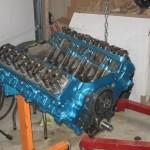 Barn Find AMX restoration is on schedule!