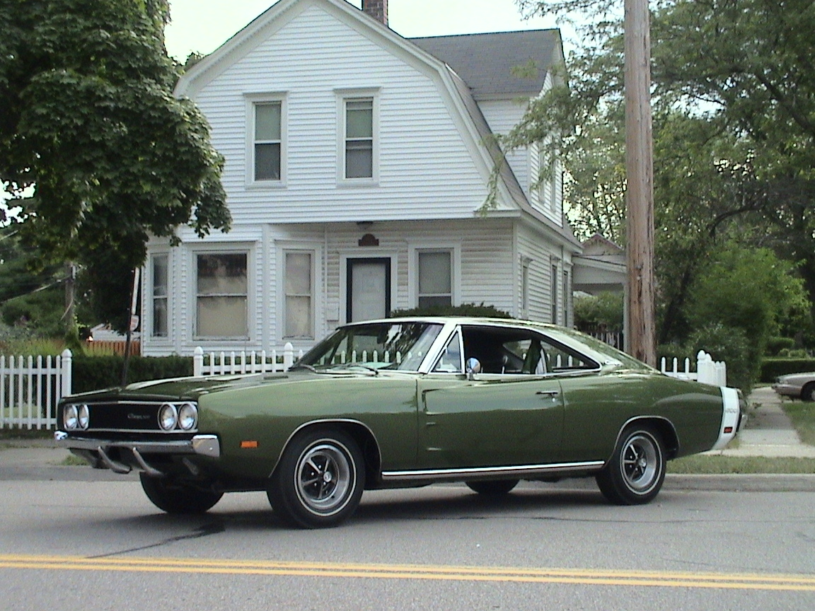 1969 Dodge Charger 500 Information On Collecting Cars Legendary 1968 Project Car This