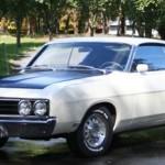 1969 Ford Talladega and Mercury Cyclone Spoiler II Page