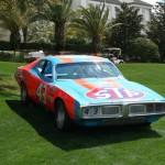 Richard Petty Race Car