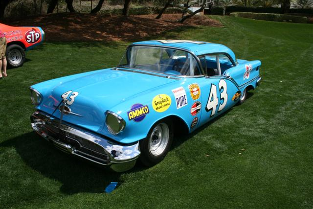 Oldsmobile Richard Petty Race Car Nascar Convertible