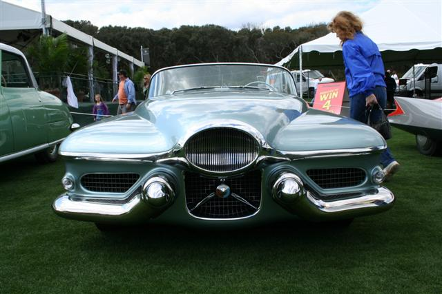 Gm La Sabre Concept Car Information On Collecting Cars
