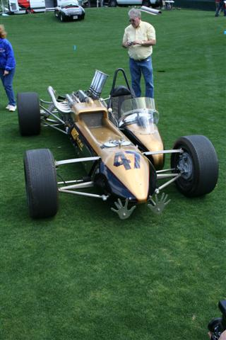 Smokey Yunick Indy Car Information On Collecting Cars