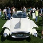 GM Pontiac Firebird II Concept Car