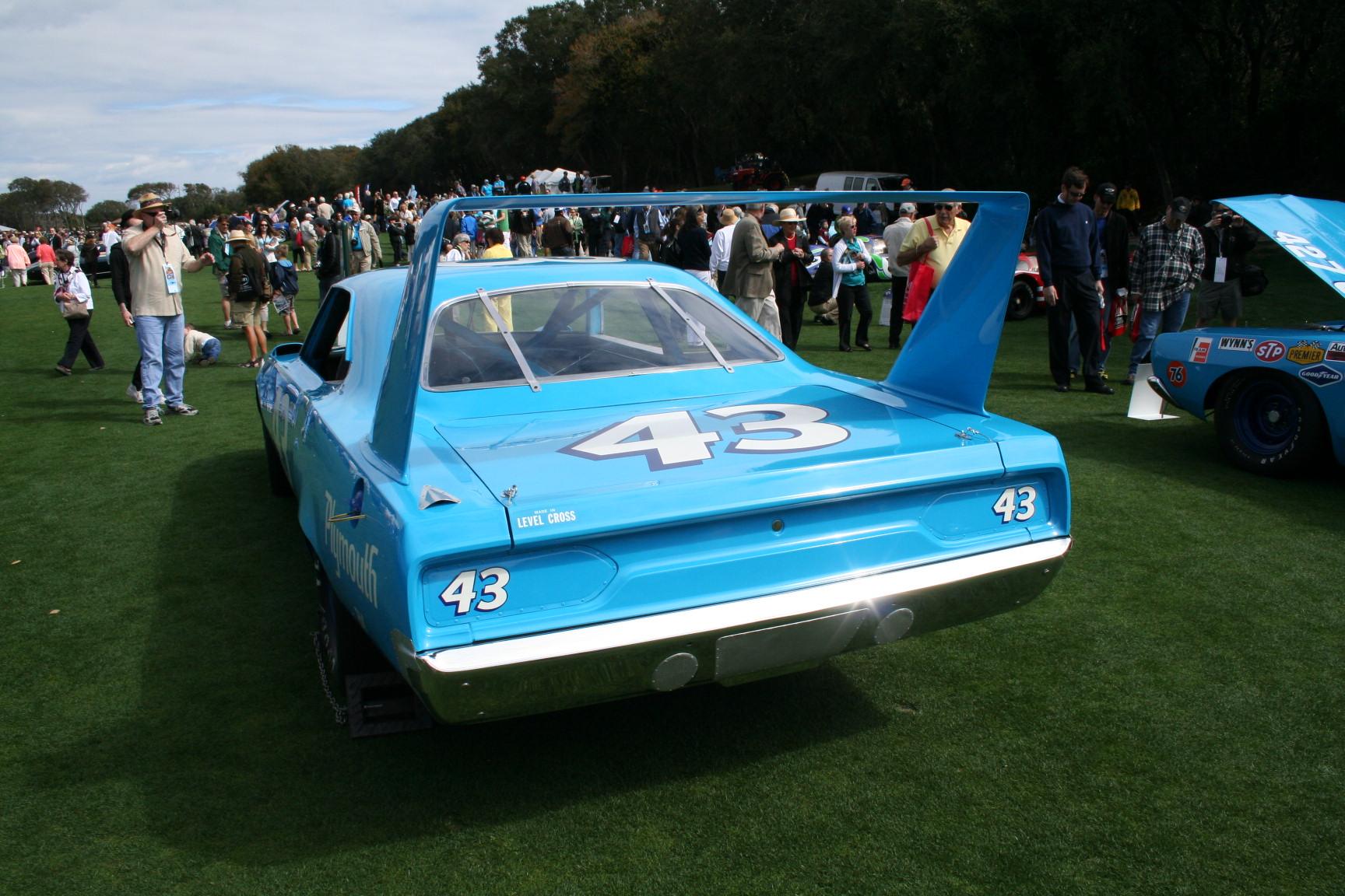 Richard Petty S List Of Race Cars