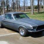 1967 Mustang Project Car Update