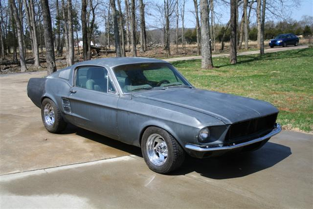 It ... & 1967 Mustang Project Car Update : Information on collecting cars ... markmcfarlin.com