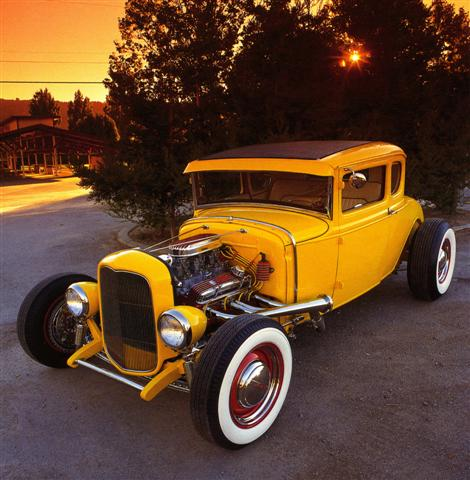 Photo of Hot Rods a Book Review