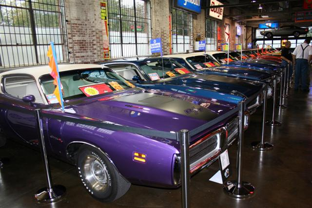 Photo of Wellborn Muscle Car Museum in Alexander City Alabama