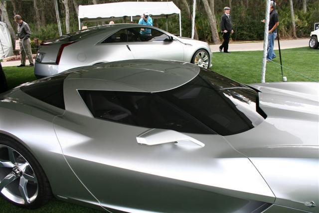 Photo of Corvette C7 Prototype