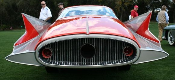 Photo of 1955 Ghia Giloa Coupe Concept Car