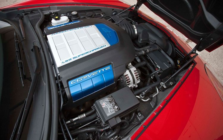 Photo of Build Your Own ZO6 or ZR1 Corvette Engine!