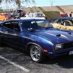 New Zealand love American Muscle Cars