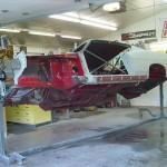 Two Ford Talladega Prototypes for Banjo Matthews; an Update