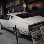 White Banjo Matthews Prototype Ford Talladega