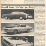 Marti Report, Ford Documentation and more; Talladega Prototype