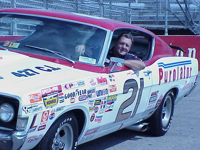 Photo of David Pearson Street Legal NASCAR