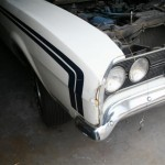 Another Rare Barn Find becomes a Project Car-Part 1