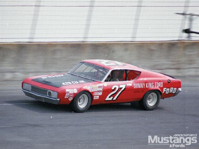 Photo of 1969 Ford Talladega; Overview
