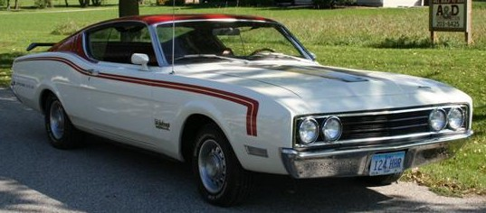 Photo of 1969 Mercury Cyclone Spoiler II Overview
