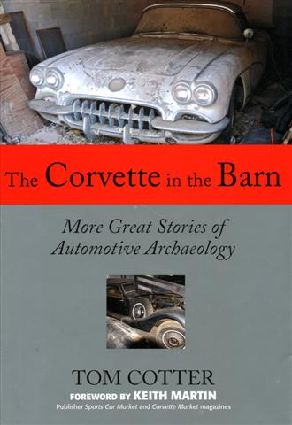 Photo of Corvette in the Barn; a Book Review