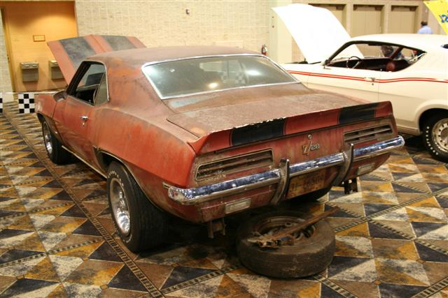 1969 Camaro RS/Z28 Barn Find – Information on collecting cars